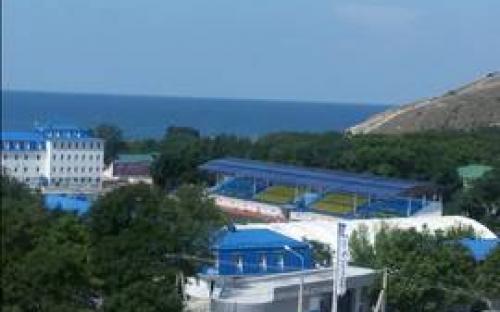 """3-х местный номер комфорт.2 балкона, вид на море., Гостевой дом """"Villa-Vitta"""" - Сукко"""