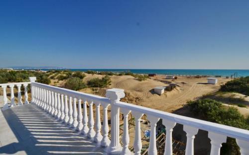 3-х местный полулюкс с балконом и видом на море