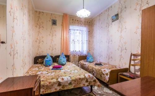 """2х комнатный стандарт, на 5 человек, Гостевой дом """"У Борисовны"""" Витязево"""