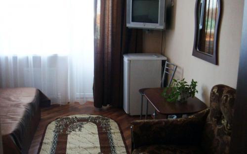 """2-х местный номер, Гостевой дом """"Евгения"""" Анапа"""
