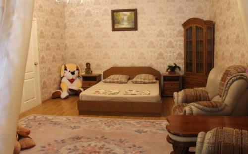 """2-х комнатный номер с удобствами, Гостевой дом """"Фортуна"""" Анапа"""