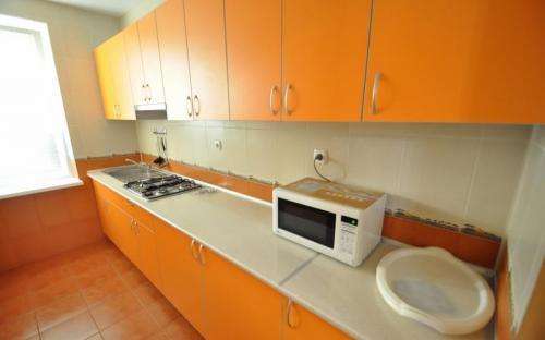 """Гостевой дом """"Вояж"""" - Лазаревское, кухня на этаже"""