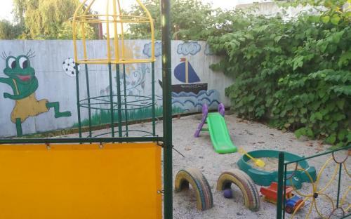 Гостевой дом Магнолия. Феодосия, Береговое. Семейный отдых
