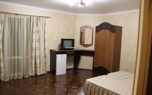 Отель Три сосны. Феодосия. Полу-люкс