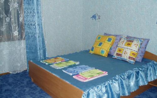 Гостевой дом Магнолия. Феодосия, Береговое. Семейный отдых в Крыму