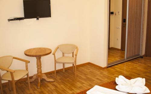 2-х местный номер - Гостиница Аквапарк Коктебель