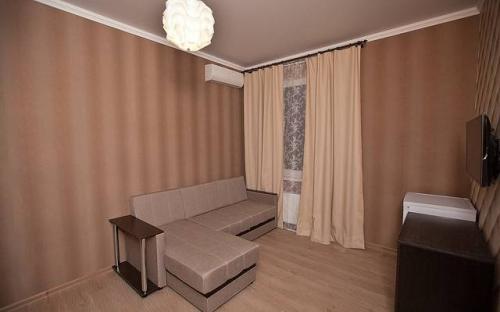 """Двухкомнатный люкс с балконом, Гостиница """"Avila"""" - Кабардинка"""