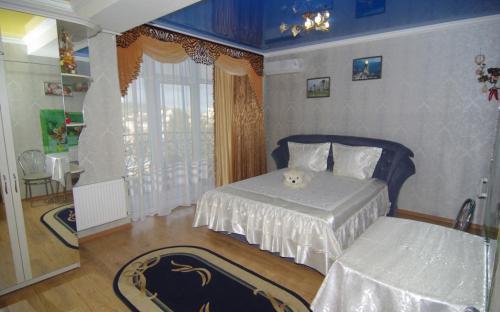 """Комната №7, Гостевой дом """"Champion"""" Алушта"""