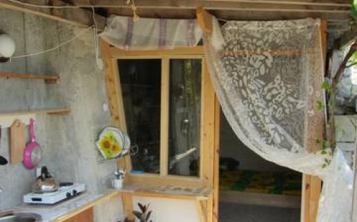 Домик+терраса+виноградная беседка+отдельная кухня