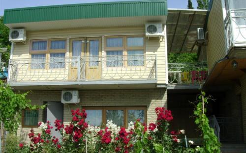 Гостевой дом на Нагорной Алупка
