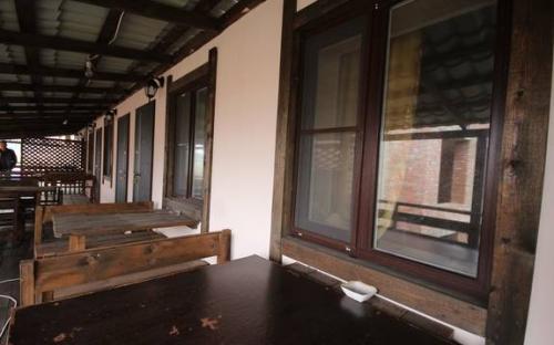 """Комфорт 3х местный 2 этаж, Гостевой дом """"Парадиз"""" Архипо-Осиповка"""
