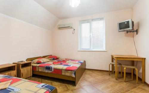 Четырёхместный эконом Улучшенный, Гостевой дом на Школьной 38А - Архипо-Осиповка