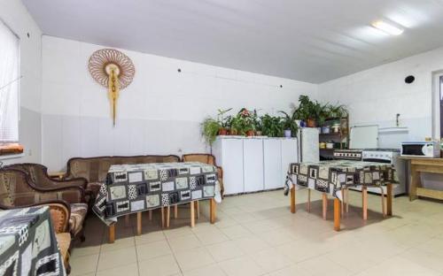 Кухня, Гостевой дом на Школьной 38А - Архипо-Осиповка