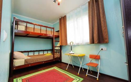 """4х-местный двухкомнатный номер """"Family studio"""", Гостевой дом """"Tower"""" Архипо-Осиповка"""