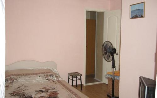 2-хместный номер на первом этаже (стандарт) с вентилятором