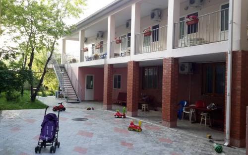 Четырёх местный номер, Гостевой дом на Горького 47 Анапа