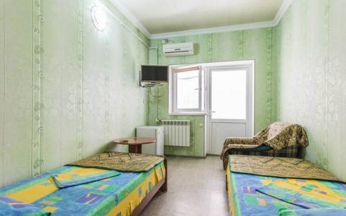 Двухместный номер (2+1доп.), Гостевой дом на Горького 47 Анапа