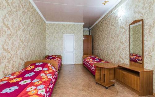 Трехместный номер, Гостевой дом на Горького 47 Анапа