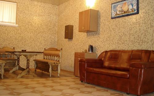"сауна - зона отдыха, Гостевой дом ""Илиос"" Анапа"