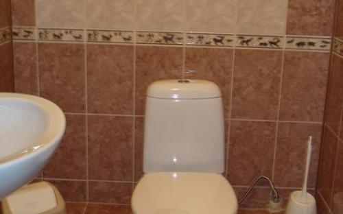"сауна - туалет, Гостевой дом ""Илиос"" Анапа"