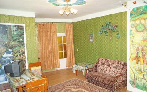 """3-5-местный, 2 этаж, Гостевой дом """"Жанна"""" Анапа"""