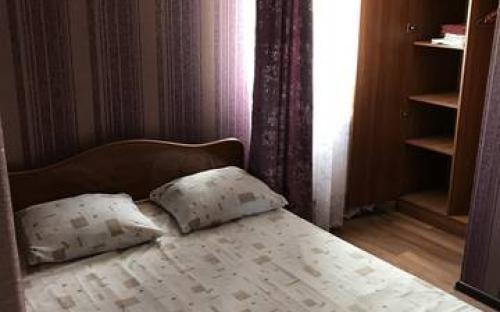 """Двухкомнатный номер «Семейный» на 3 этаже, Гостевой дом """"Кенгуру"""" Адлер"""