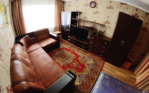 Однокомнатный номер с кухней, Гостевой дом на Ленинградской 19 Анапа