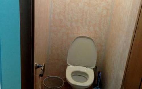 """туалет для полулюксов, Гостевой дом """"У Людмилы"""" Адлер"""