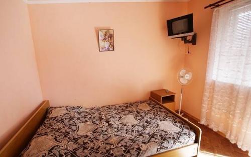 """3-4-местный стандарт с удобствами, Гостевой дом """"Розовый фламинго"""" Витязево"""