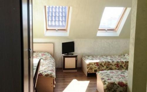 5 местный улучшенный без балкона (4 этаж)
