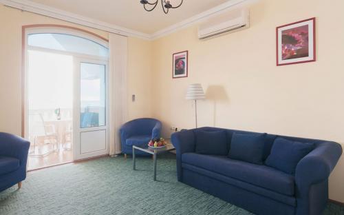 """Семейный 2-комнатный, Отель """"Сон у моря"""" Сочи"""