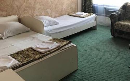 """Трехместный люкс, Гостиница """"Светлана"""" Адлер"""