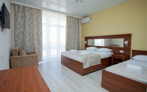 """Комфорт 3х местный, Hotel """"Venera Resort"""" Витязево"""