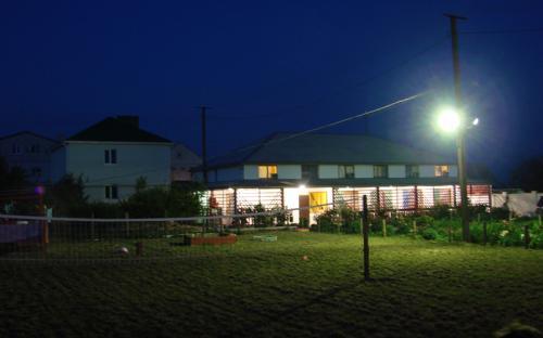 """Детская площадка, Мини-гостиница """"Вишневая"""" Благовещенская"""