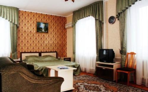 """Номер Полулюкс, Отель """"Якорь"""" - Анапа"""